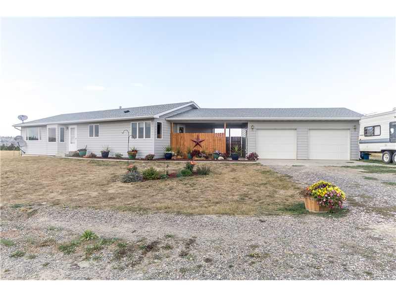 71 Sweetclover Road, Park City, Montana 59063