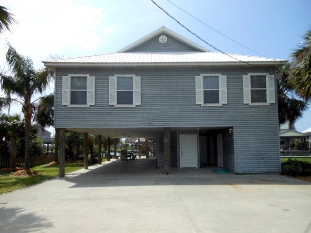 119 Melancon Drive, Fourchon, Louisiana 70357