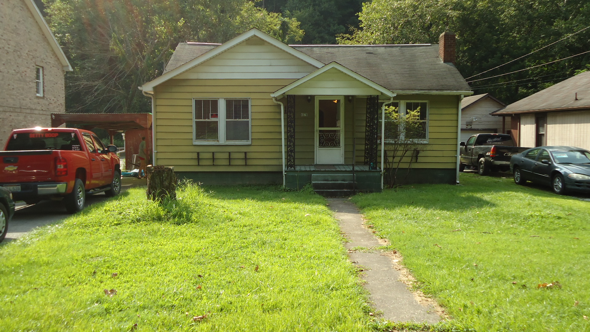 4578 Jerry West Hwy., Switzer, West Virginia 25647