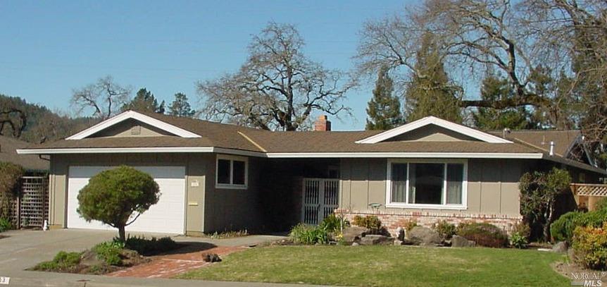 153 Oak Shadow Drive, Santa Rosa, CA 95409