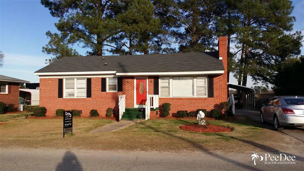 1012 W Calhoun Street, Dillon, South Carolina 29536
