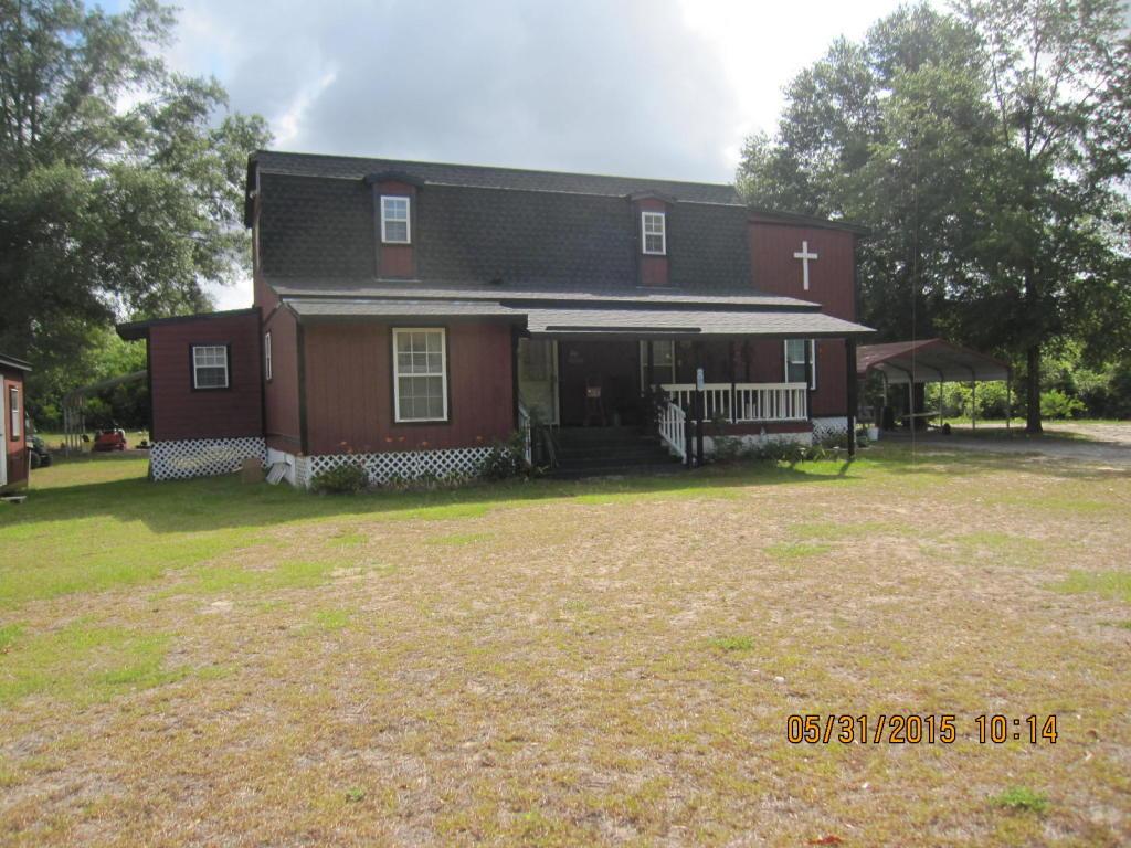13614 Lowcountry Hwy, Olar, South Carolina 29843