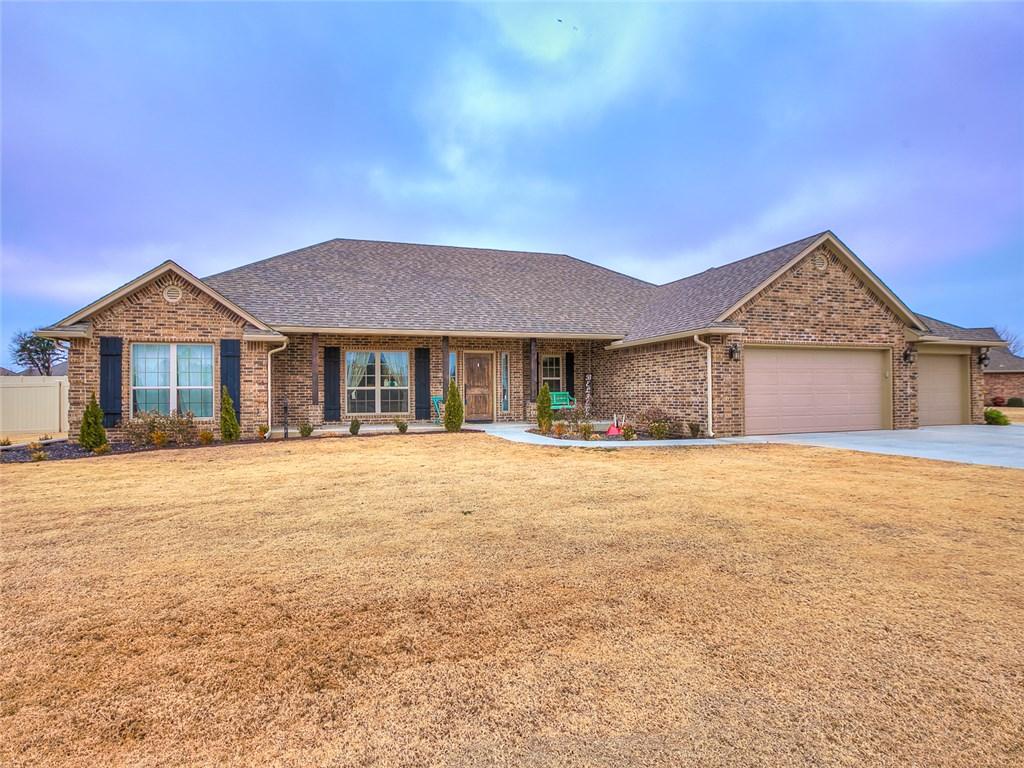 287 Mounds, Harrah, Oklahoma 73045