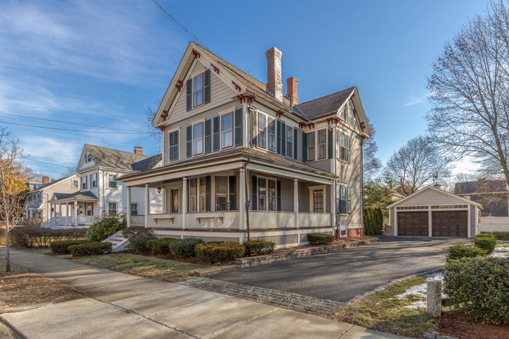 185 Florence Street, Melrose, Massachusetts 02176
