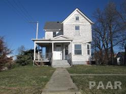 599 W. Jefferson, El Paso, Illinois 61738