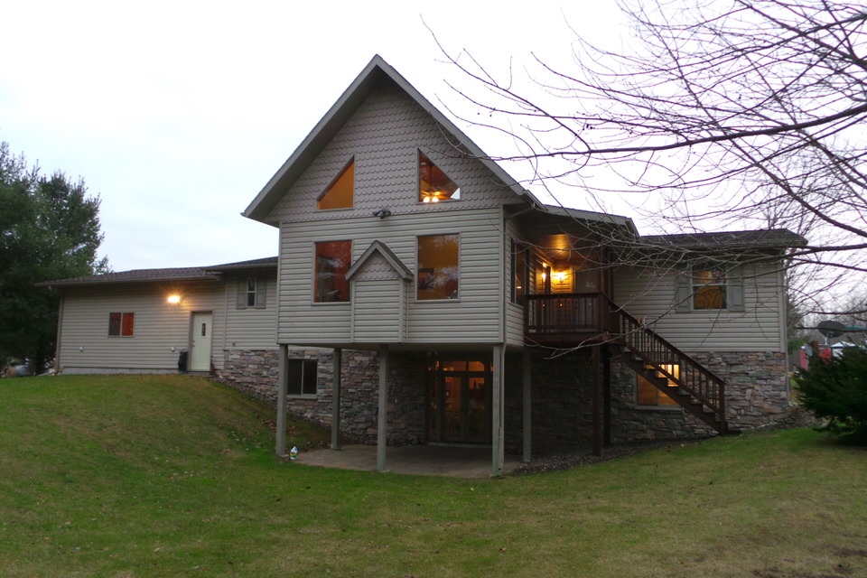25394 293rd Avenue, Holcombe, Wisconsin 54745