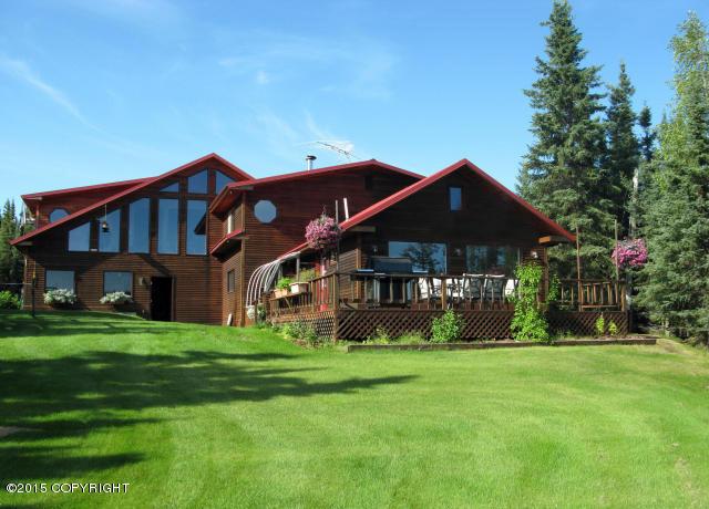 31871 Moonshine Drive, Soldotna, Alaska 99669