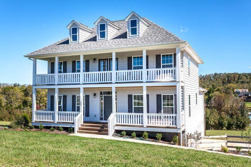 529 Pointe Vista Drive, Rockwood, Tennessee 37854