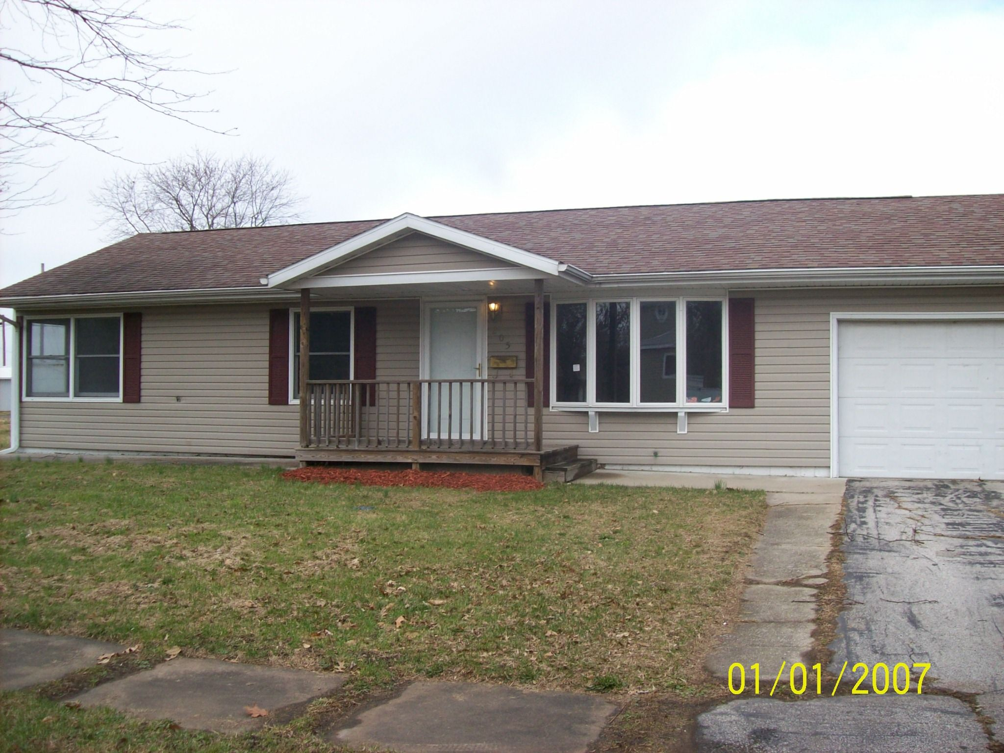 205 E 7th North St, Mt. Olive, Illinois 62069