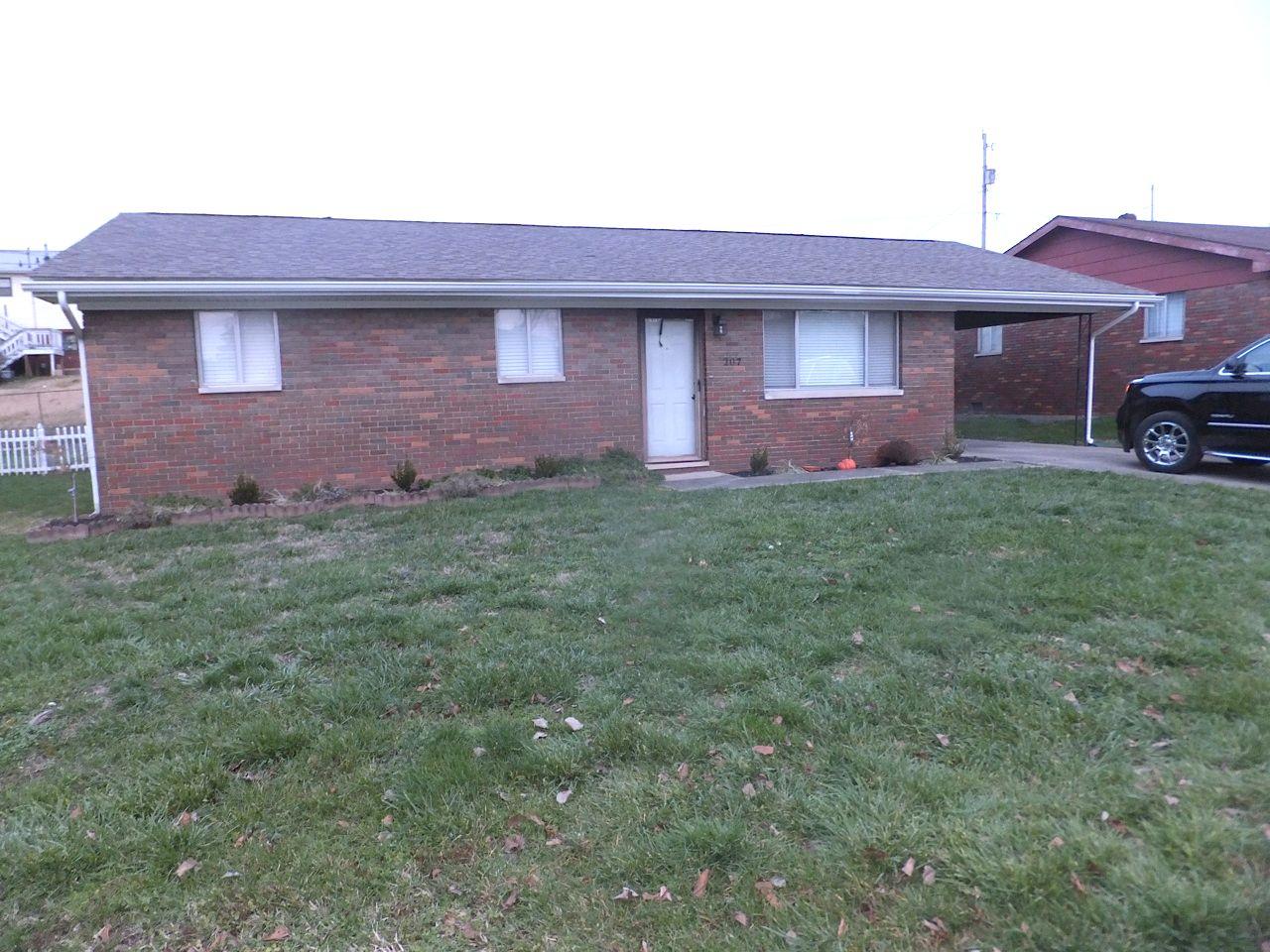 207 Mason Street, South Point, Ohio 45680