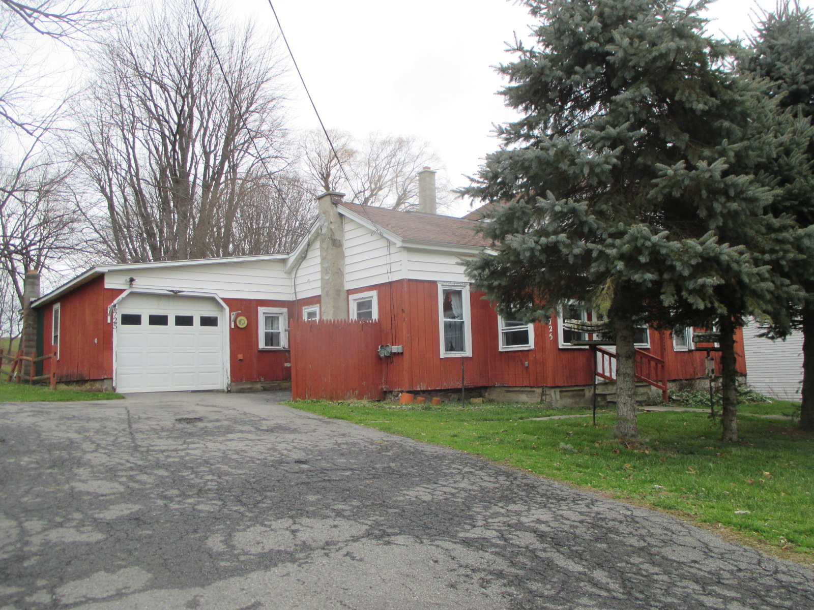 6725 Wolcott St., Red Creek, New York 13143