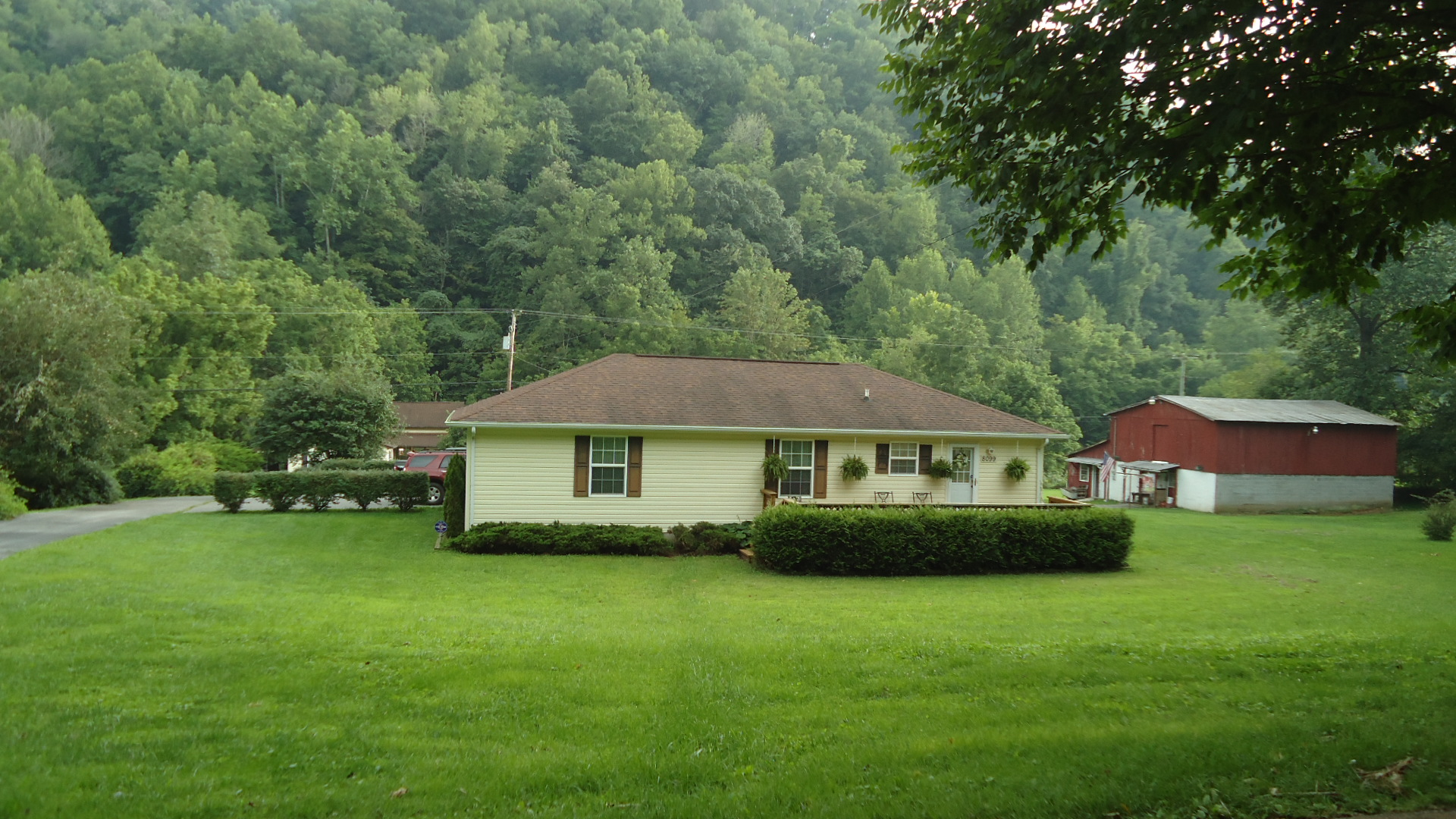 8099 North Fork Rd., Chapmanville, West Virginia 25508