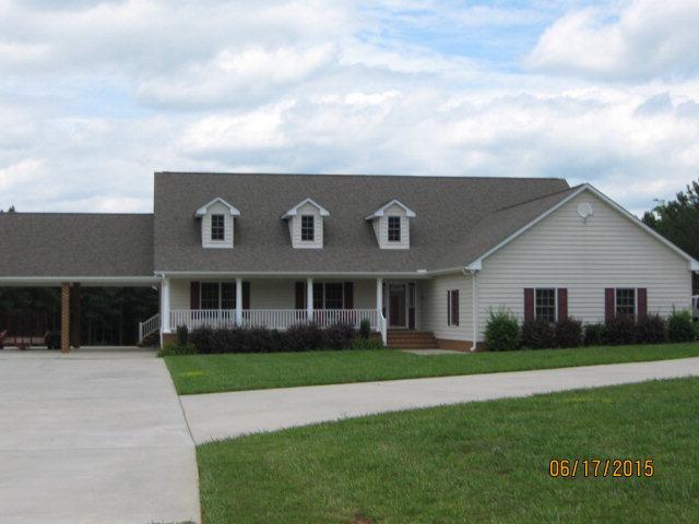 3425 Hutcheson Lane, Baskerville, Virginia 23915