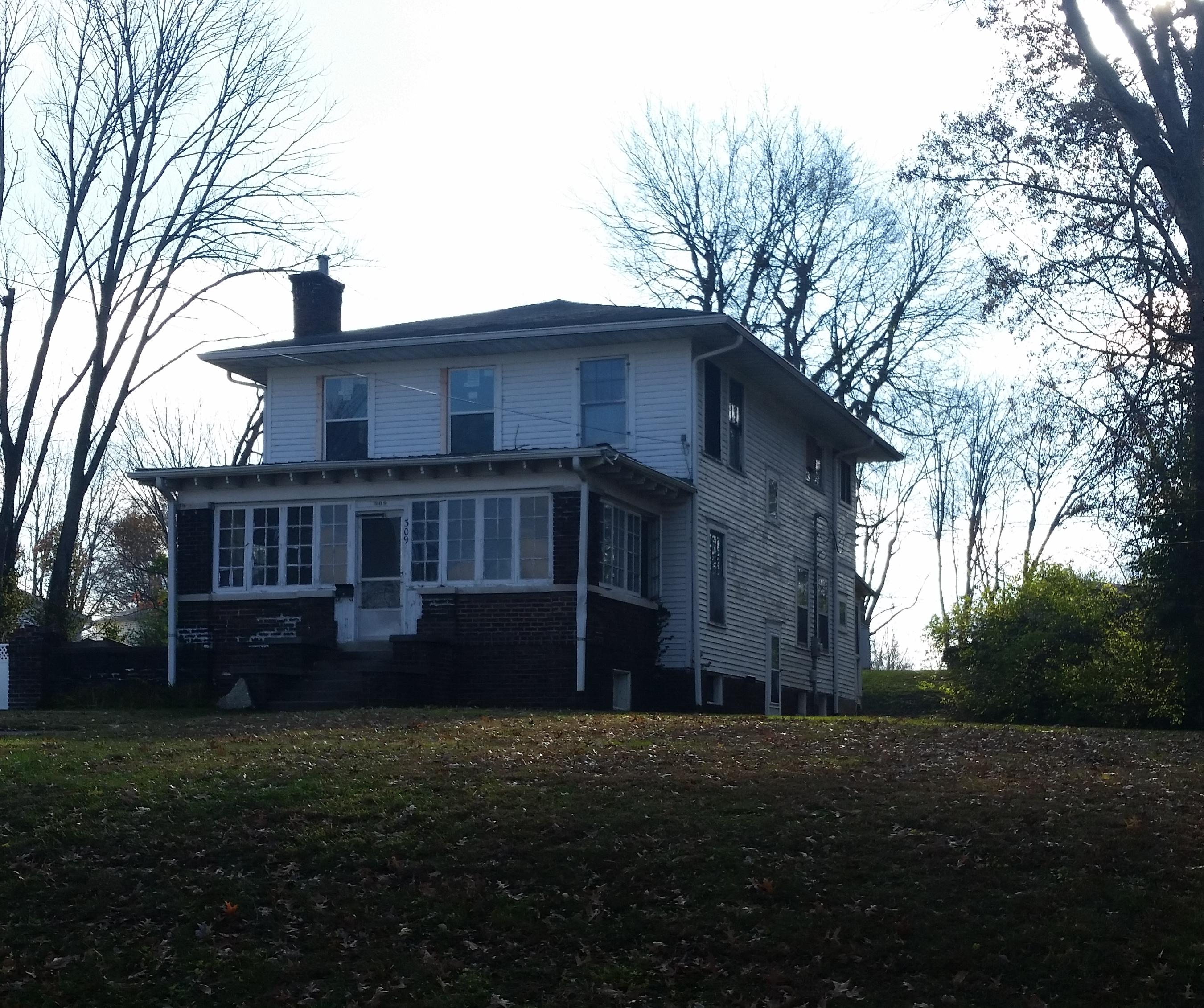309 E. Washington Street, Loogootee, Indiana 47553