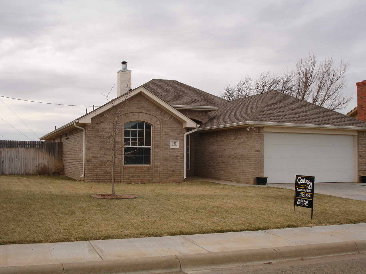 347 Hickory St., Hereford, Texas 79045