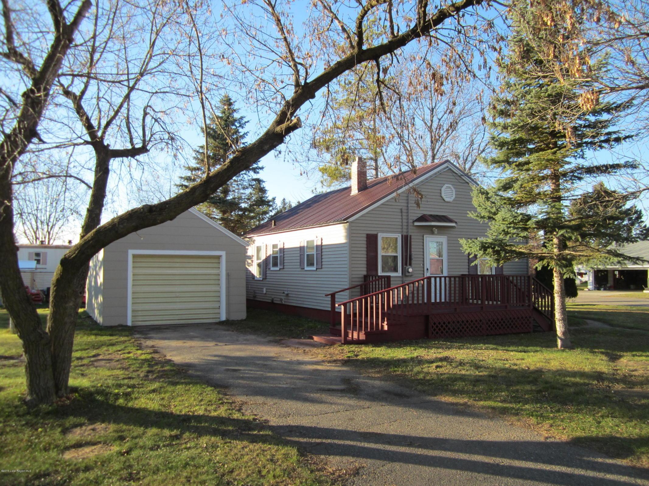 201 Center Ave West, Deer Creek, Minnesota 56527