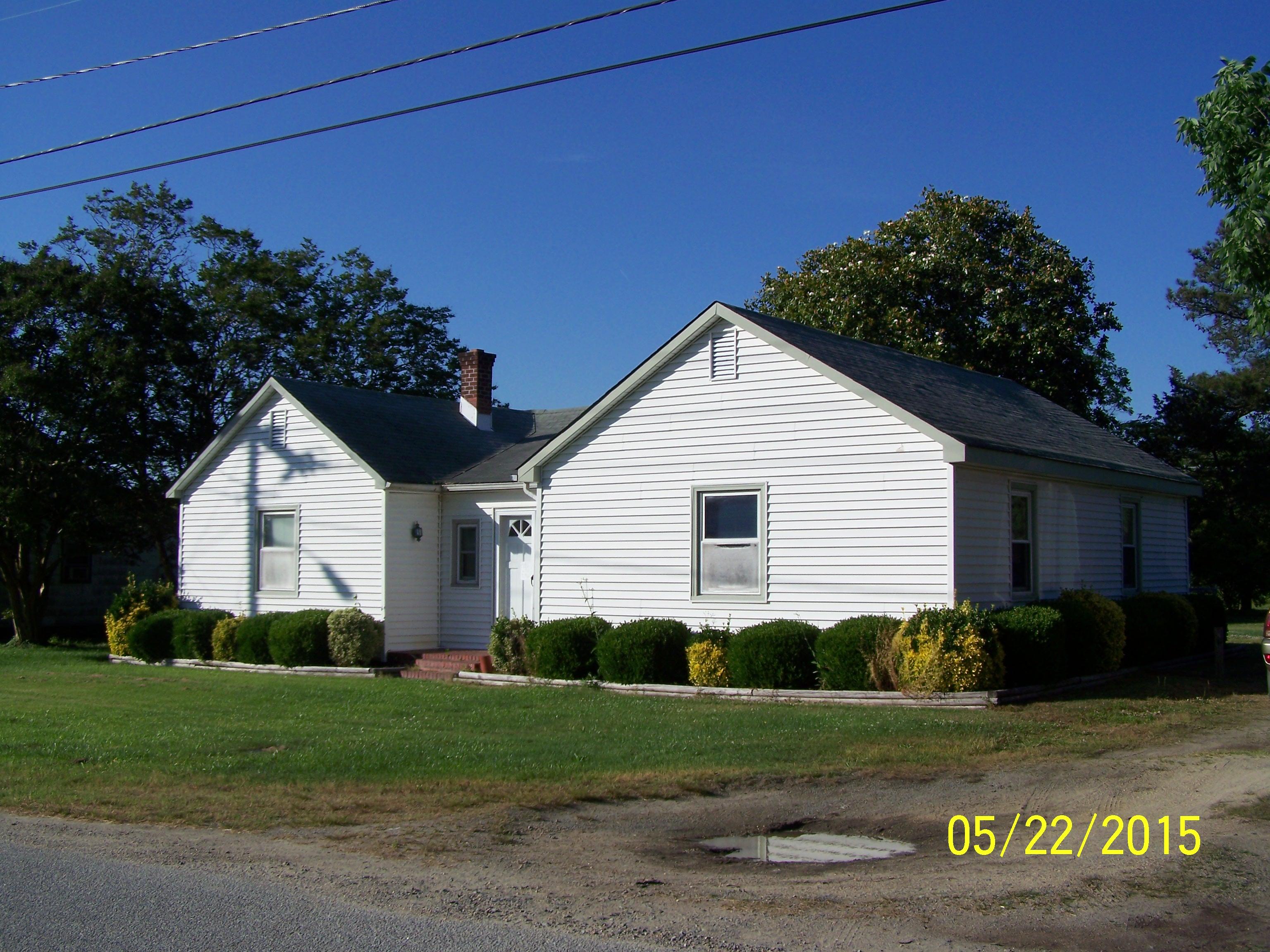 6059 Old Carrsville Road, Carrsville, Virginia 23315