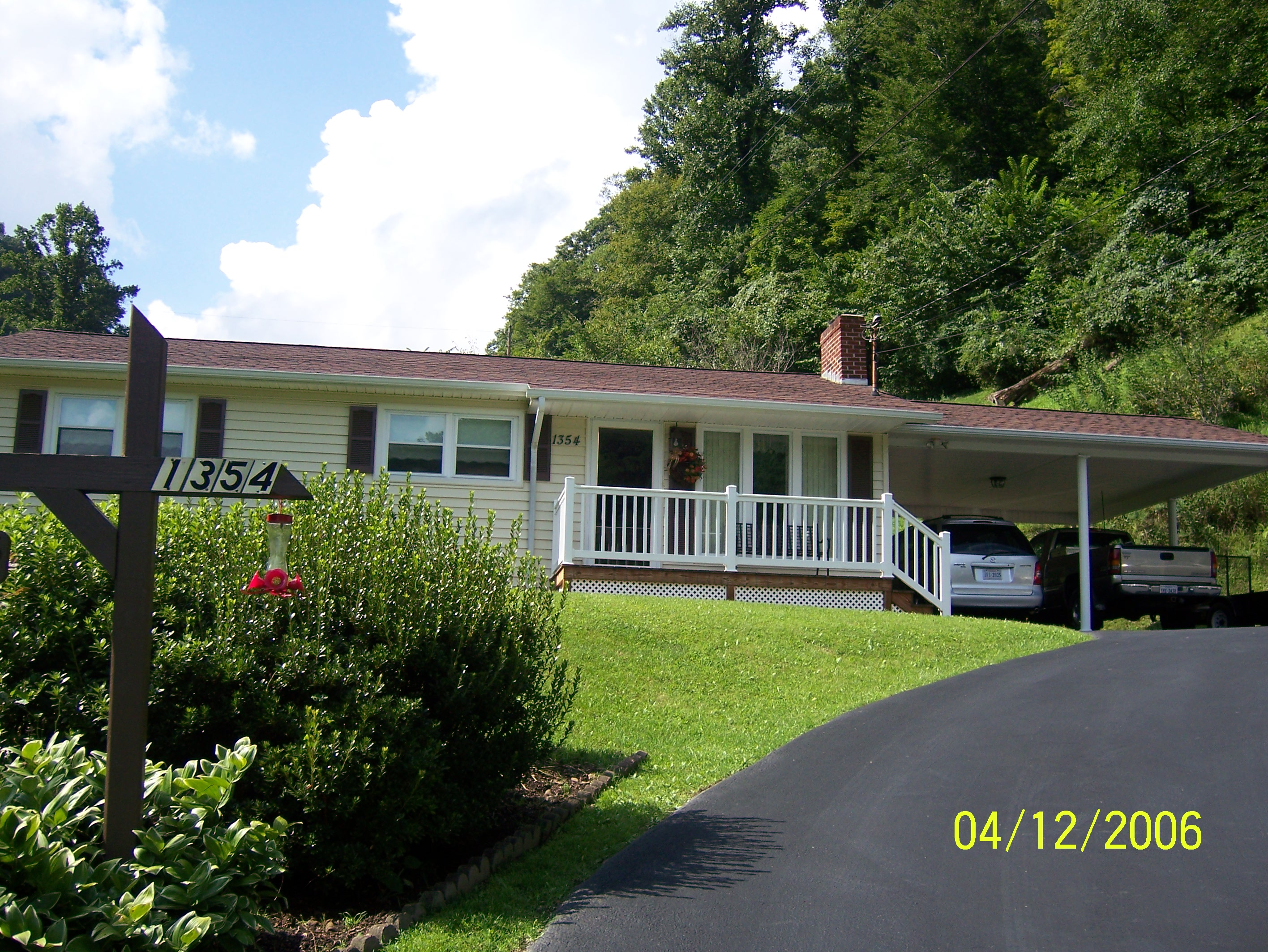 1354 G.P. BRANCH RD, Vansant, Virginia 24656