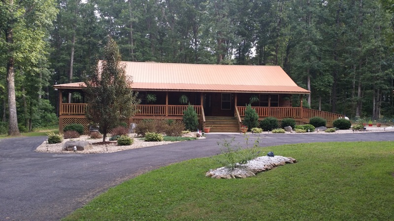 474 Pigeon Springs Road, Tracy City, Tennessee 37387