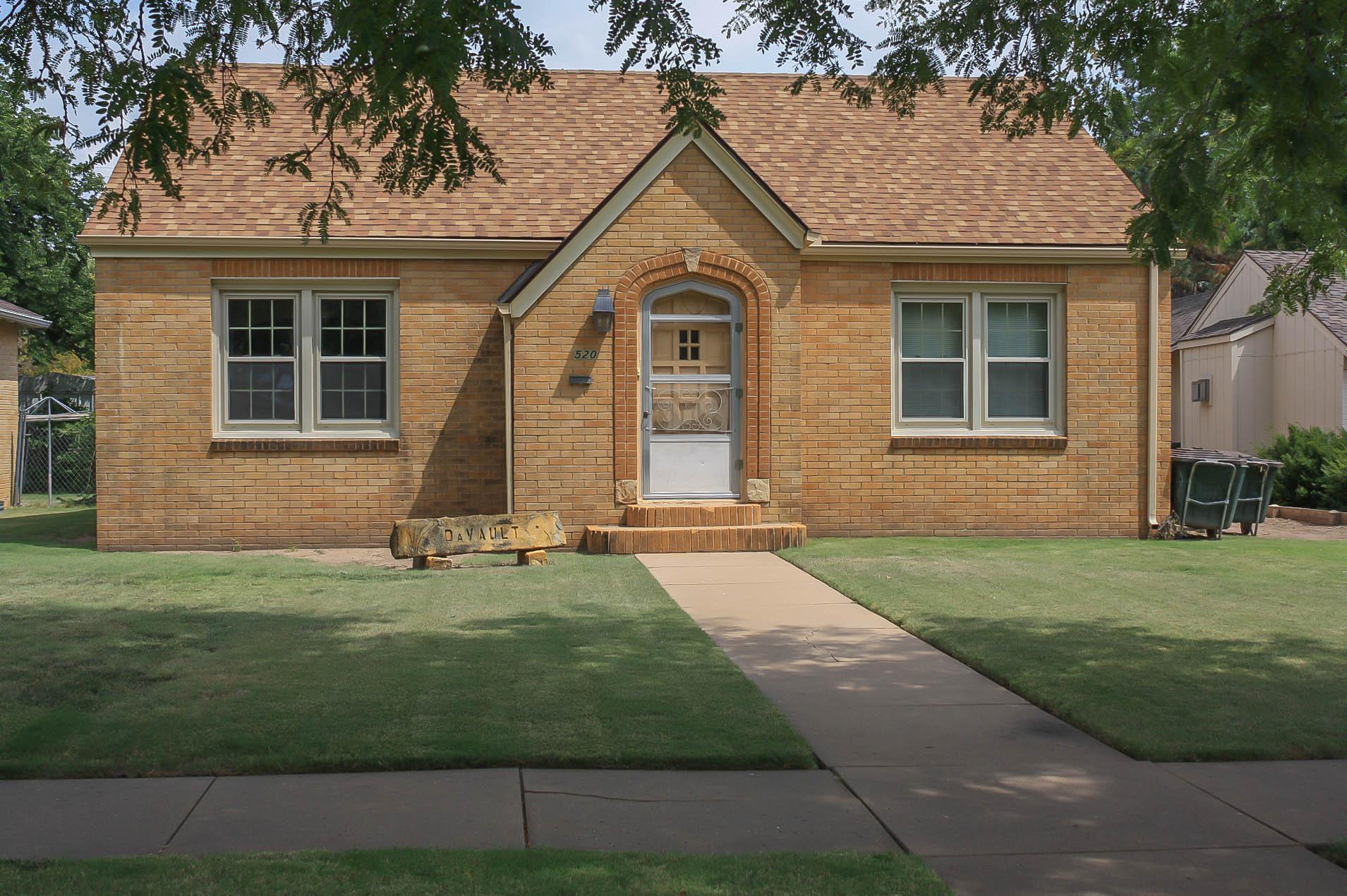 520 Champa St., Pratt, Kansas 67124