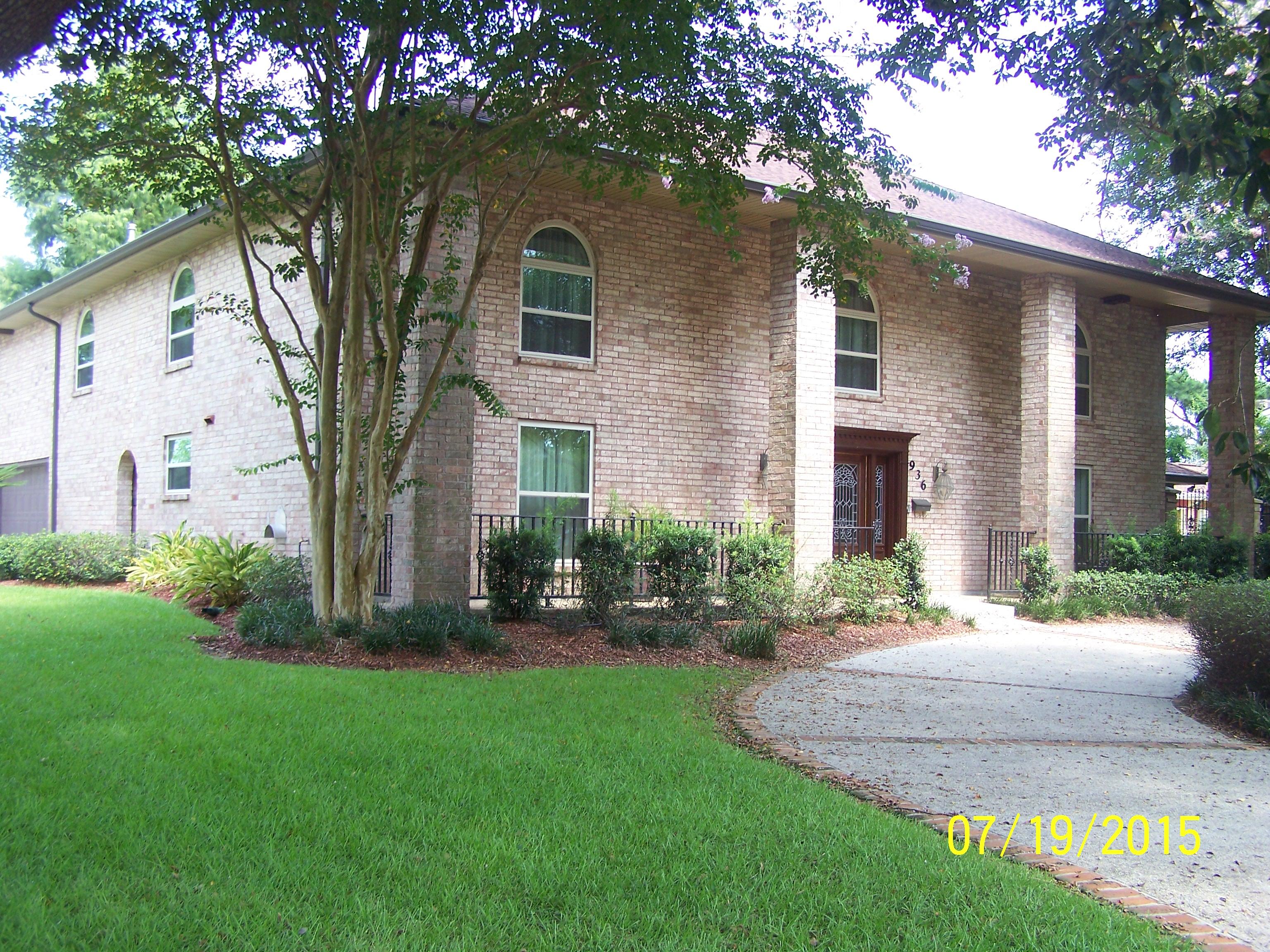 936 CHRISTANA PL. , Gretna, Louisiana 70056