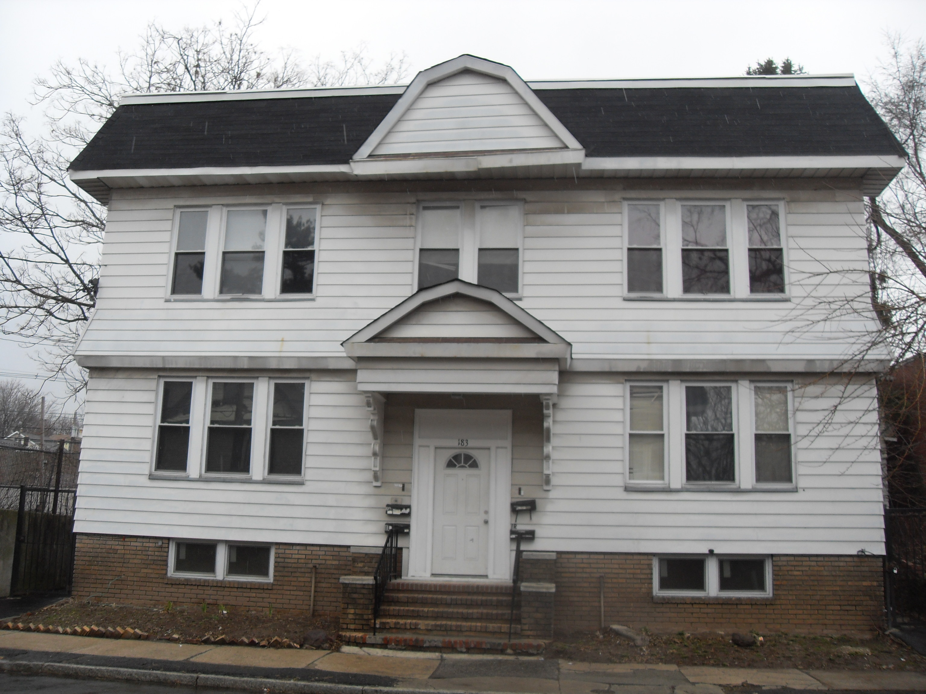 183-185 NORWOOD ST, Newark, New Jersey 07106