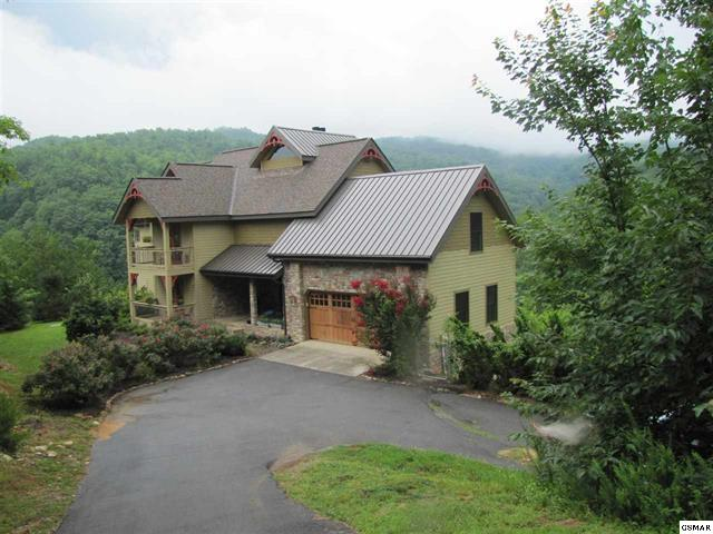 536 Mossy Brook Way, Gatlinburg, Tennessee 37738
