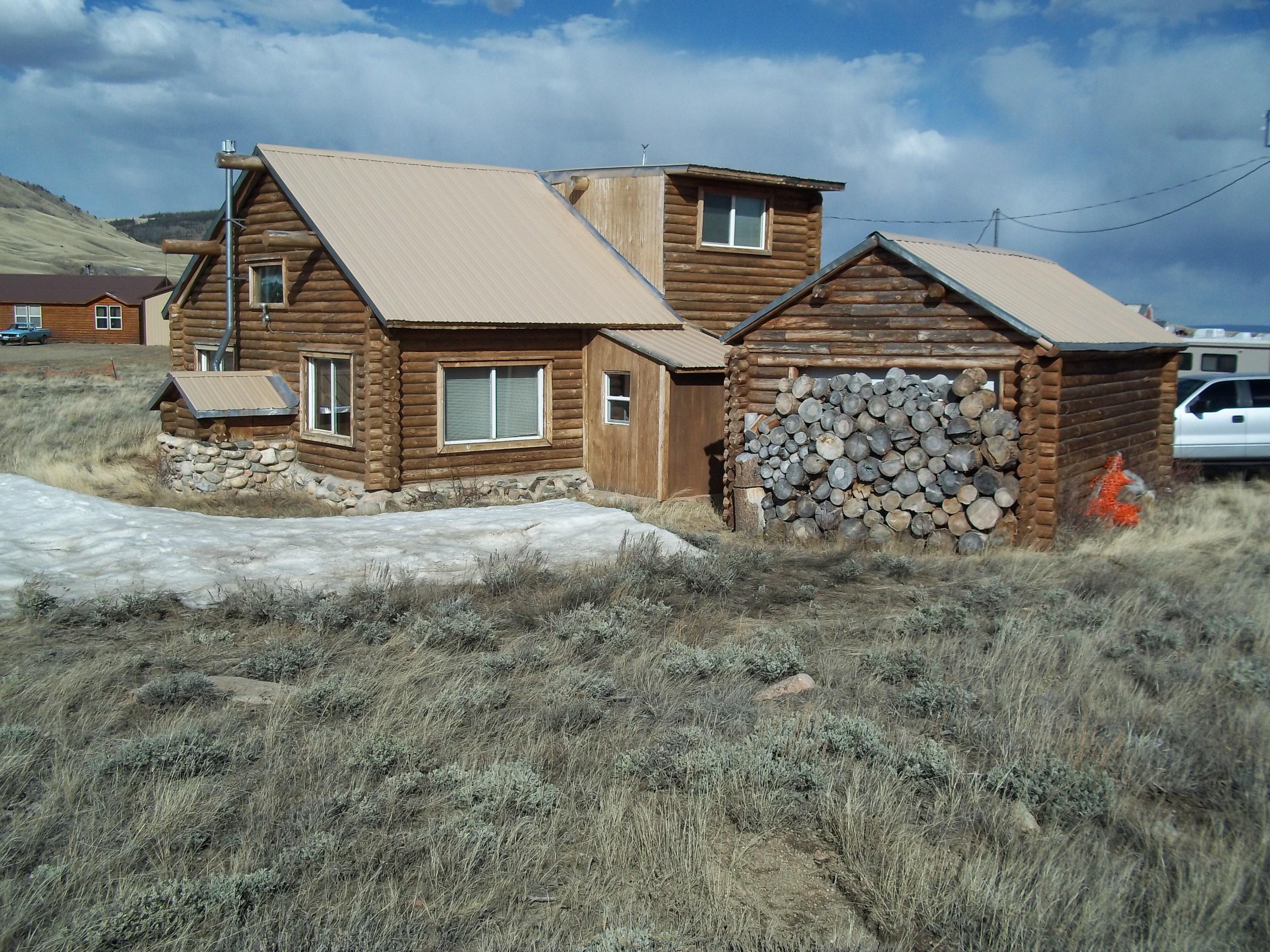 3 McBride Road, Centennial, Wyoming 82055