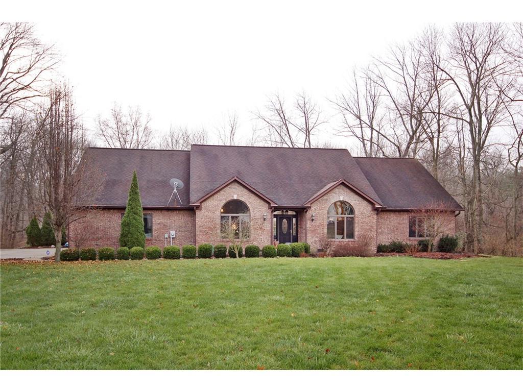 9711 N Summer Ridge Ln, Mooresville, Indiana 46158