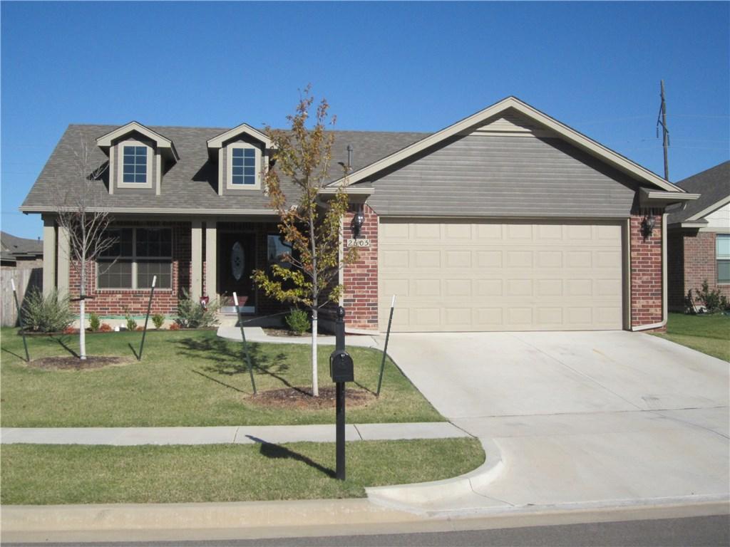 2605 Lerkim Lane, Norman, Oklahoma 73069