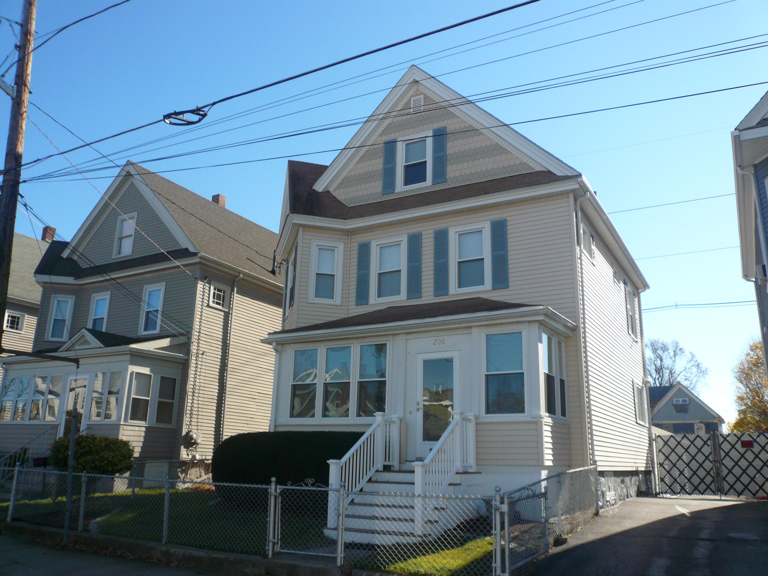 206 Oliver Street, Malden, Massachusetts 02148