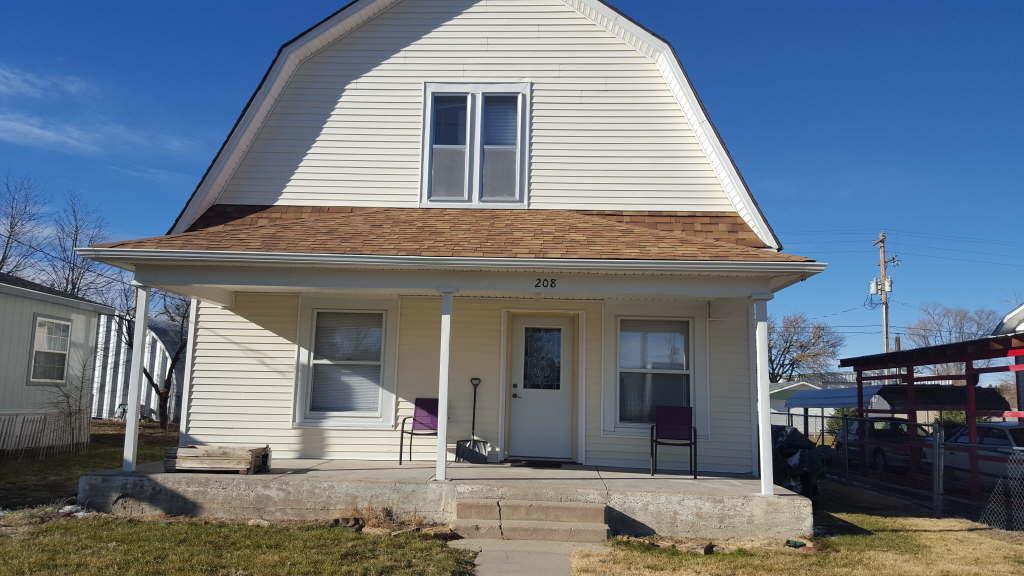 208 S Webster, Kimball, Nebraska 69145