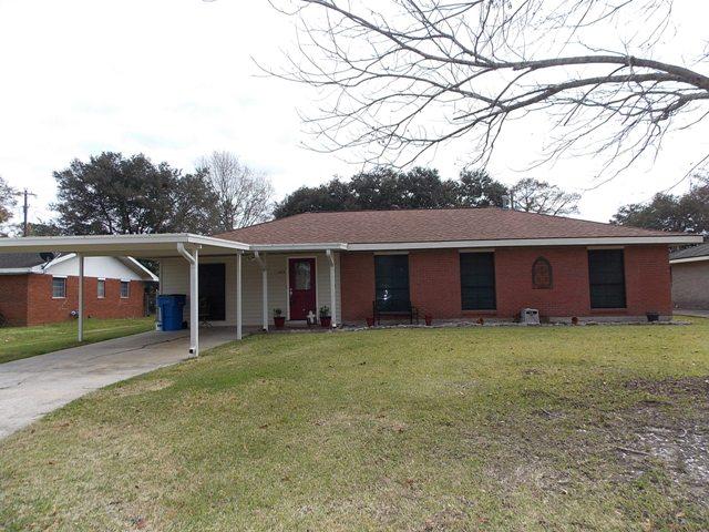 1484 Evergreen, Morgan City, Louisiana 70380