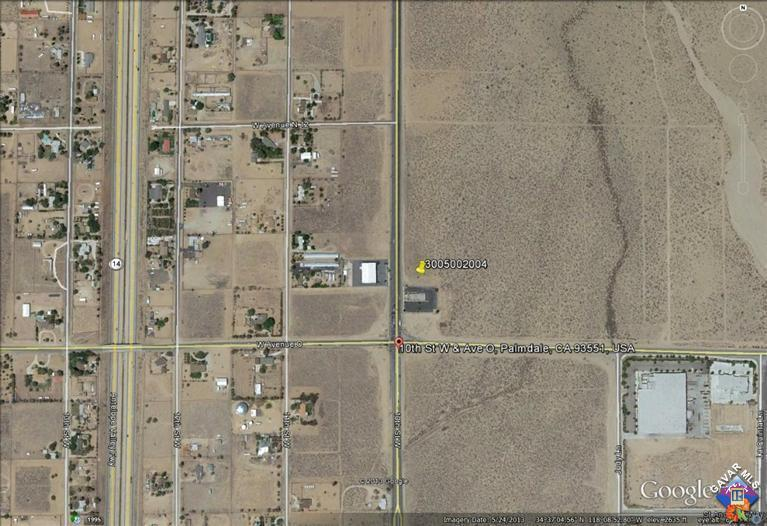 10th Stw Vic Ave. O Avenue, Palmdale, CA 93550