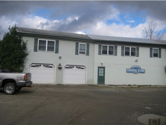 3042 Vt Route 100, Lowell, VT 05847