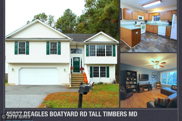 45037 DEAGLES BOATYARD ROAD, Tall Timbers, MD 20690