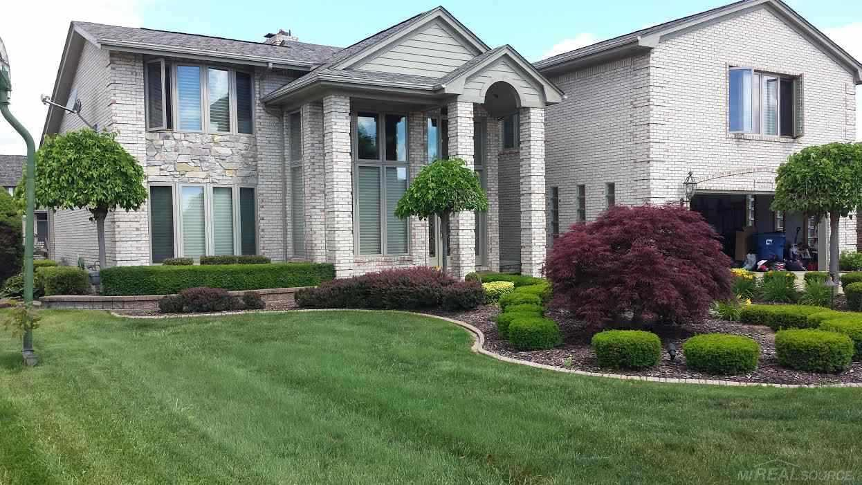 49565 Keycove St., Chesterfield Twp, MI 48047