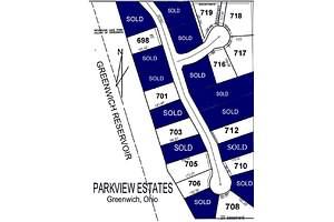 Lot #708 Parkview Estates, Greenwich, Ohio 44837
