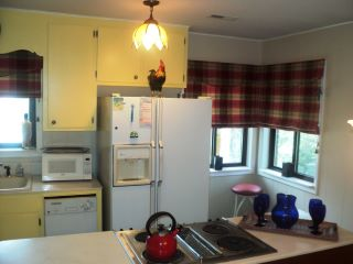 Open Kitchen with ample cabinets and storage space